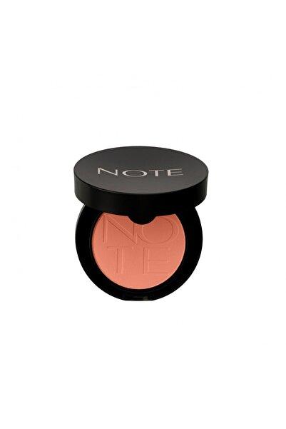 NOTE Luminous Silk Compact Allık 04 Soft Peach