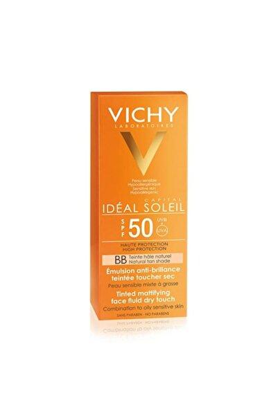 Vichy Capital Soleil Dry Touch Bb Renkli Spf 50 Karma/yağlı Cilt 50ml
