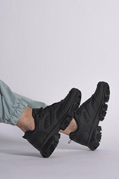 Riccon Siyah Siyah Unisex Sneaker 00124115