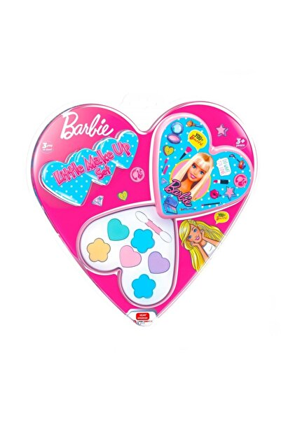 Uçar Barbie Kalpli Küçük Makyaj Seti