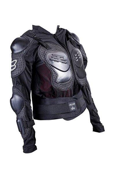 ROCK BIKER Motosiklet Vücut Koruma Sırt Bel Gögüs Omuz Kol Koruma Body Armour Xl