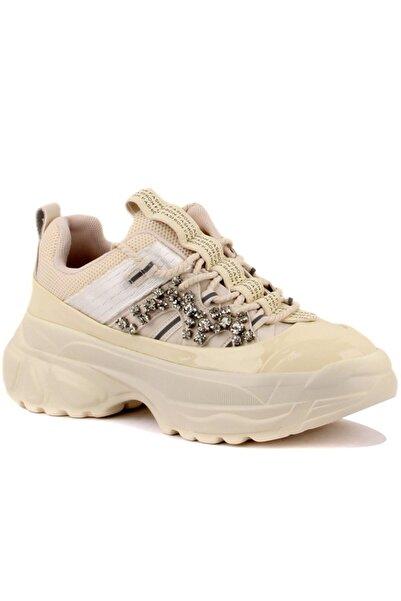 Guja Kadın Kalın Tabanbej Sneaker