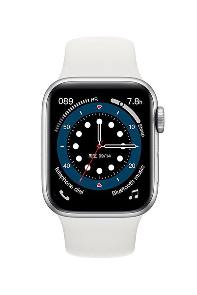 SmartWatch W26+ Smart Watch 6 Plus Super Copy 2.Nesil Huawei Y7 Serisi Uyumlu
