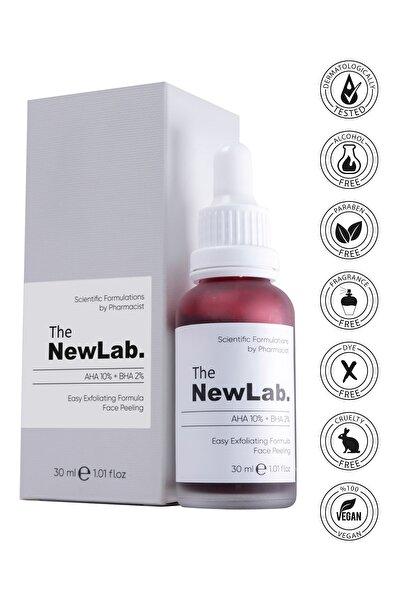 The NewLab Canlandırıcı & Cilt Tonu Eşitleyici Yüz Peeling Serum 30 Ml (aha 10% + Bha 2%)