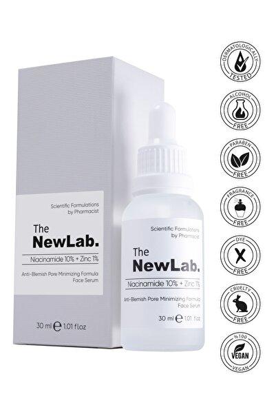 The NewLab Niacinamide 10% + Zinc 1% - Por Sıkılaştırıcı Yüz Serumu