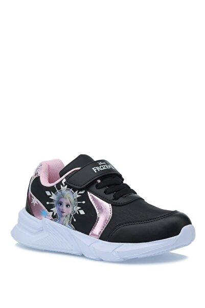 Frozen Siyah Kız Çocuk Spor Ayakkabı