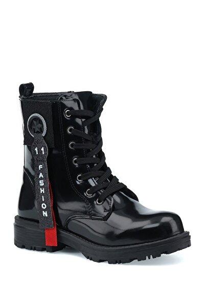 SEVENTEEN Fash 1pr Siyah Kız Çocuk Sneaker Bot
