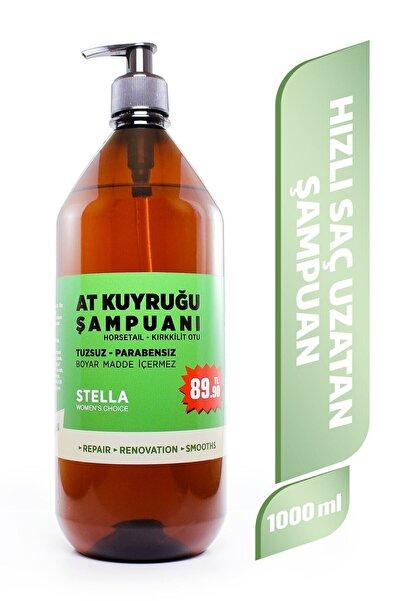 Stella At Kuyruğu Şampuanı 1000 Ml (hızlı Saç Uzatan Şampuan)
