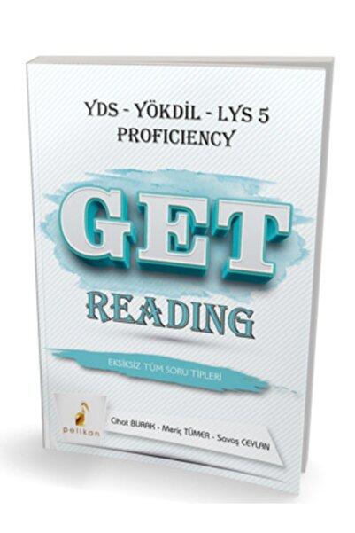 Pelikan Kitabevi Get Reading Soru Bankası Yds Yökdil Lys 5 Proficiency