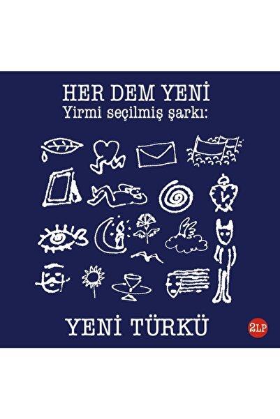 plakmarketi Plak - Yeni Türkü - Her Dem Yeni (2 LP)