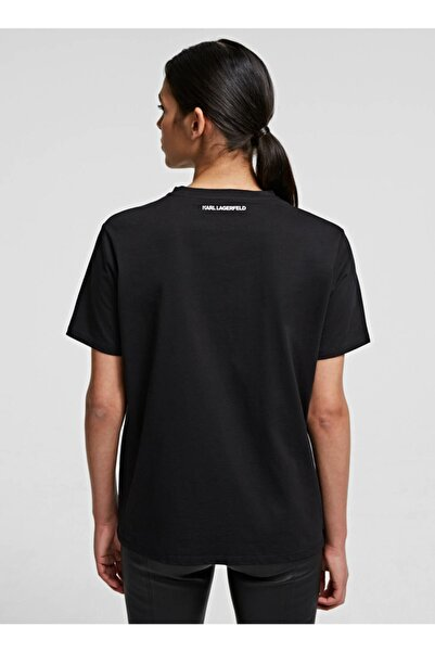 Karl Lagerfeld T-shirt, Xs, Siyah
