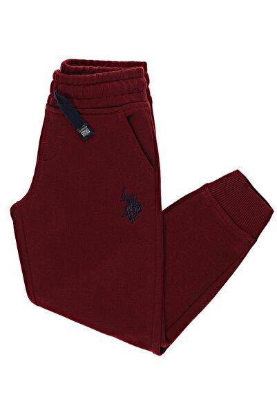 U.S. Polo Assn. Kırmızı Erkek Çocuk Pantolon
