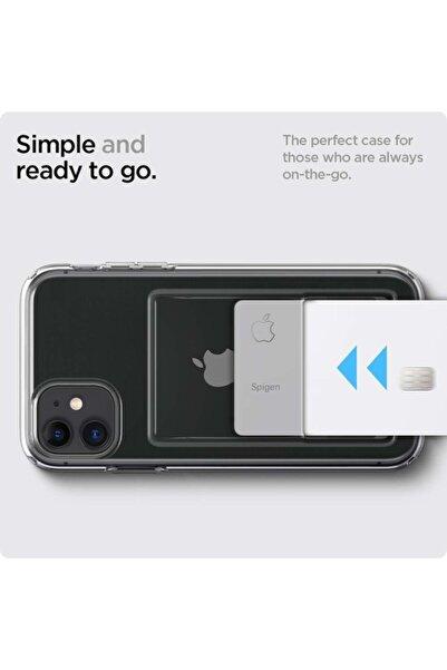 Spigen Iphone 11 Kılıf, Crystal Slot