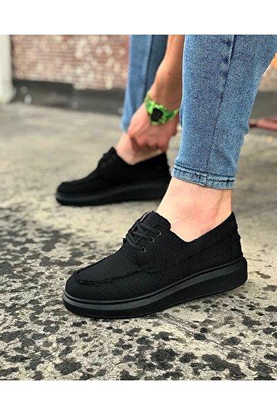 Erbilden Wg503 Kömür Erkek Günlük Ayakkabı