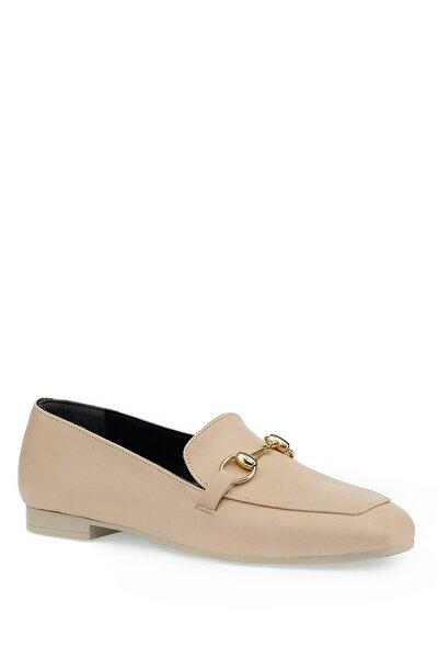 Butigo Elıza 1pr Nude Kadın Loafer Ayakkabı
