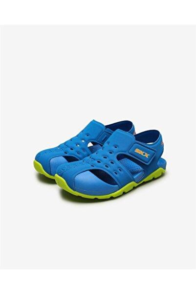SKECHERS Erkek Çocuk Mavi Yeşil Sandalet