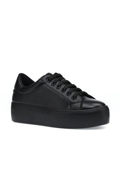 İnci Ozıduz.z 1pr Siyah Kadın Sneaker