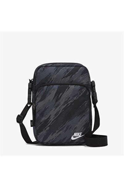 Nike Nk Herıtage Crossbdy-fa21 Aop Unisex Siyah Bel Çantası - Da7524-010