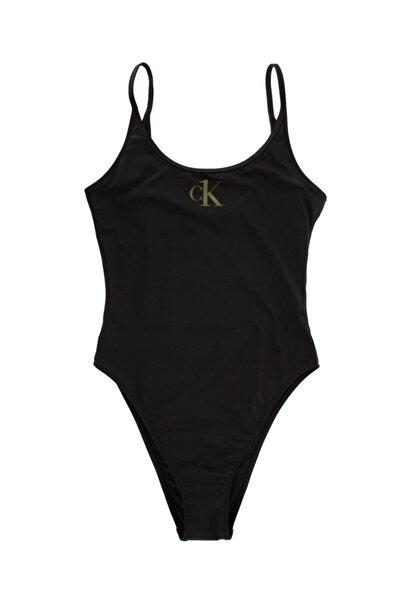 Calvin Klein Calvın Kleın Kadın Mayo Kw0kw01341-beh