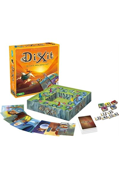 Oyun Terapi Market Dixit(HAYALİNİ ANLAT!)