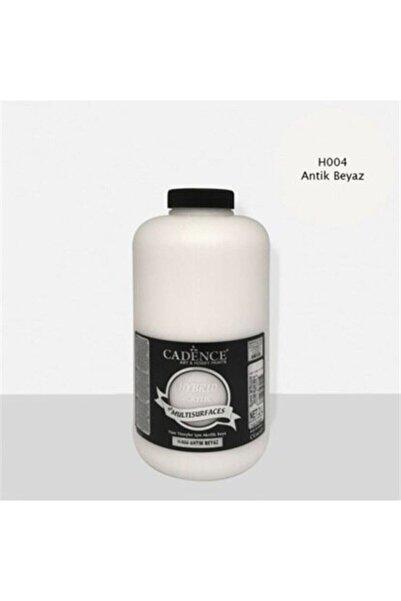 Cadence H-004 Antik Beyaz 2 Litre Multisurfaces Hybrid Akrilik Boya