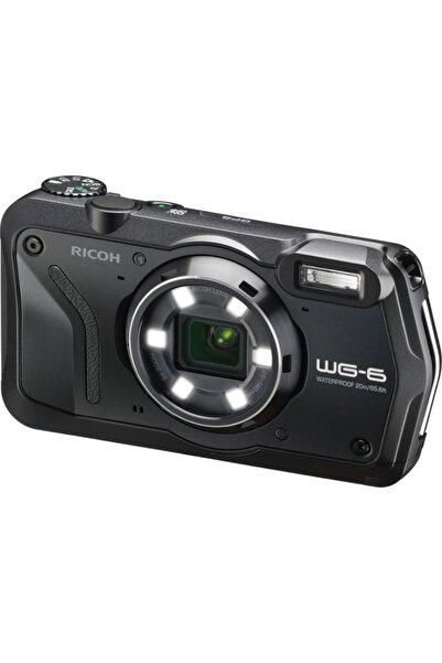 Ricoh Wg-6 Siyah Dijital Fotoğraf Makinesi
