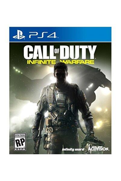 ACTIVISION Call Of Duty Infinite Warfare Ps4 Oyun