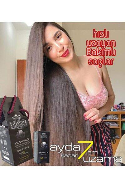VALENTİNES Professional Yılan Yağı Şampuan Ve Serum 2 Li Set