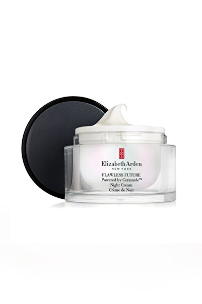 Elizabeth Arden Flawless Future Powered By Ceramıde™ Nıght Cream Onarıcı Krem