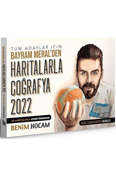 Benim Hocam Yayınları 2022 Tüm Adaylar Için Haritalarla Coğrafya