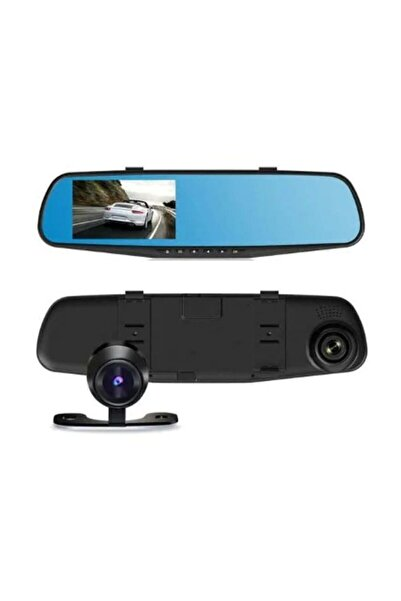Piranha Full Hd Araç Içi Yol Kayıt Park Kamerası Dikiz Ayna