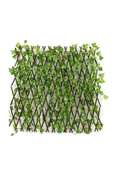 GÜLEFSA Yapay Sarmaşık Yaprak Çit Bahçe Balkon Çiti 3x1.2 M