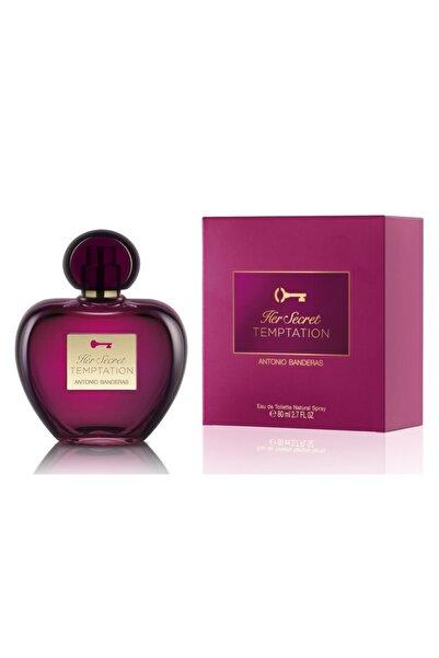 Antonio Banderas Her Secret Temptation Kadın Parfüm 80 Ml