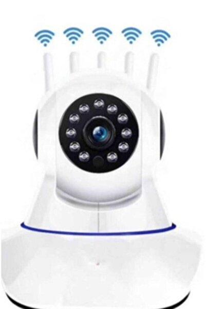 Brawi Gece Görüşlü Kablosuz Bebek Izleme Kamerası Wifi Ip Kamera Wfıp-876