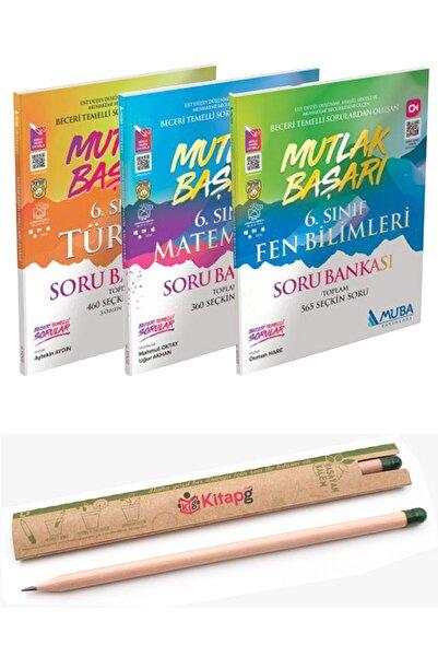 Muba Yayınları 6. Sınıf Mutlak Başarı Türkçe Matematik Ve Fen Bilimleri Soru Bankası