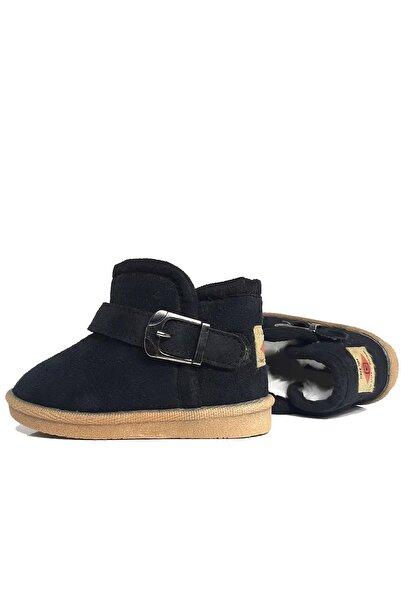 Moda Frato Gz-3003 Erkek Kız Çocuk Panduf Ev Okul Ayakkabısı Ev Botu
