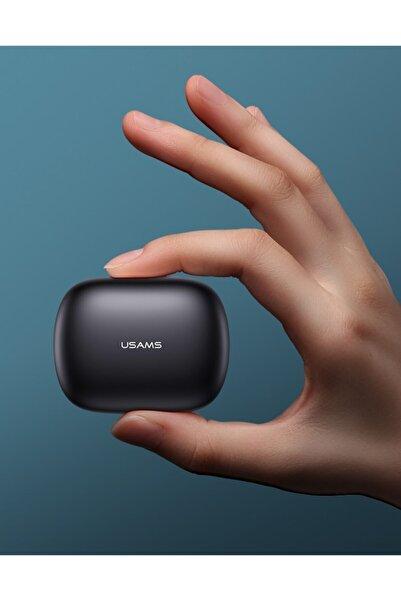 Usams Sm Uyumlu Wireless Earbuds Kulaklık Geliştirilmiş Dokunmatik Kontrol Aktif Gürültü Önleyici