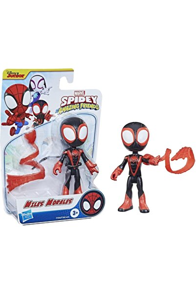Disney Spiderman Spidey And His Amazing Friends Mıles Morales Figür