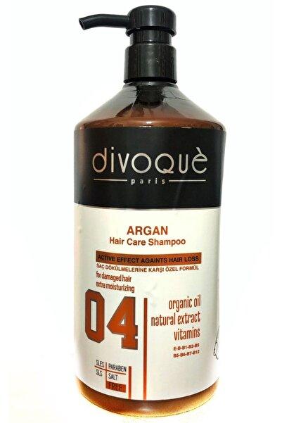 DIVOQUE Besame Argan Yağlı Saç Bakım Şampuanı 1000 Ml