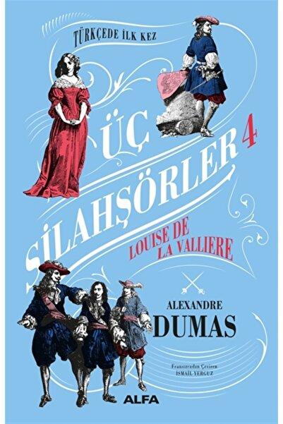 Alfa Yayınları Üç Silahşörler 4 - Alexandre Dumas 9786254490330