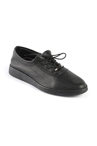 Libero Fms203 Deri Ayakkabı Siyah