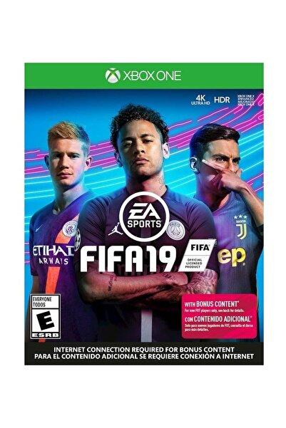 Electronic Arts Fifa 2019 Xbox One Oyun - Türkçe Menü