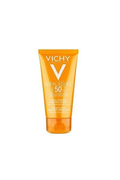 Vichy Ideal Soleil Velvety Creme Normal/kuru Cilt Spf50+50 Ml-skt: 12m