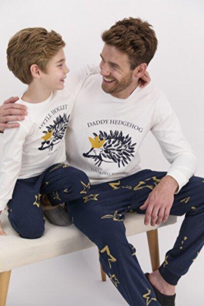 Arnetta Aile Konsept Baba-Oğul Pijama Takım