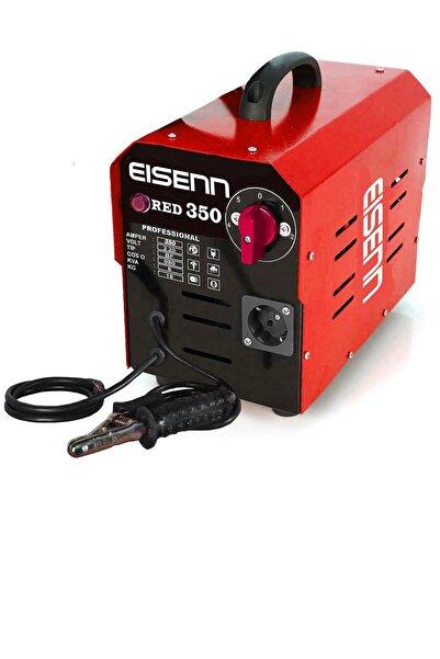 Eisenn Germany Technology Red Super 350 Amper 5 Kademeli Bakır Sargılı Extra Prizli Kaynak Makinası