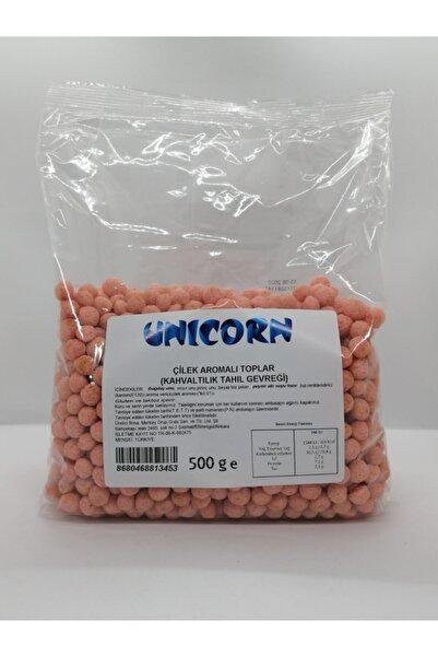 UNICORN Çilek Aromalı Toplar 500 gr