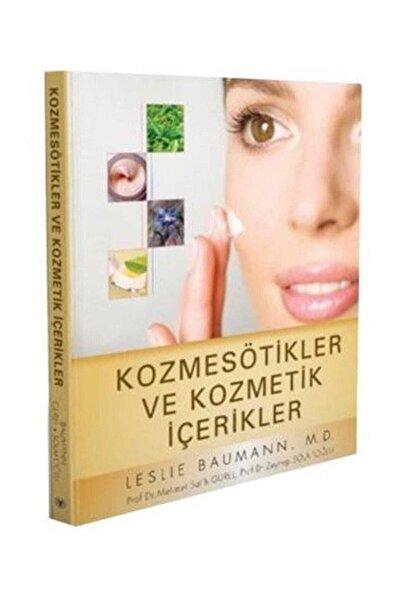 İstanbul Medikal Yayıncılık Kozmesötikler ve Kozmetik Içerikler