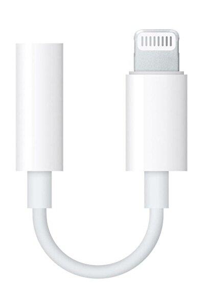 AlpCollection Iphone 7 8 X Plus Uyumlu Kulaklık Çevirici Lightning Aux Dönüştürücü