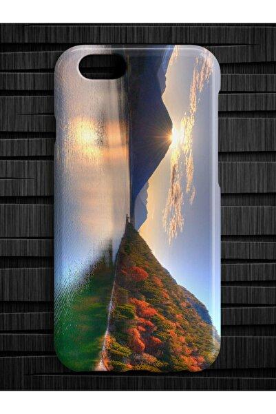 Bazaar Case Honor 7s Uyumlu Amazon Nehri Telefon Kılıfı