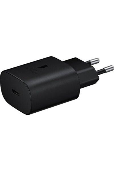 teknosepetim Type-c 25w Siyah Hızlı Şarj Adaptörü Iphone 11 12 Samsung Pd Yeni Nesil Hızlı Şarj Usb-c